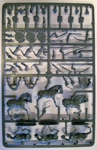 Gripping Beast Arab Heavy Cavalry Single Sprue