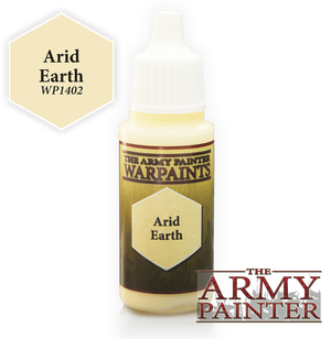 Army Painter Acrylic Warpaint - Arid Earth
