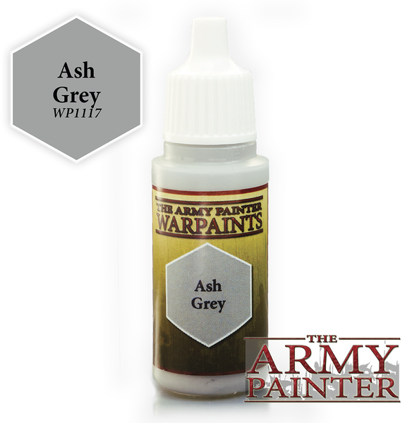 Army Painter Acrylic Warpaint - Ash Grey