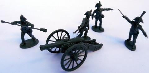 VX0017 28mm French Napoleonic Artillery 1804 to 1812