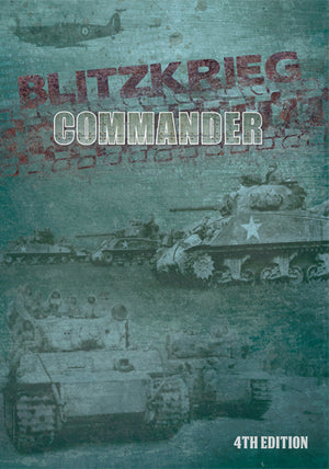 Blitzkrieg Commander 4th Edition