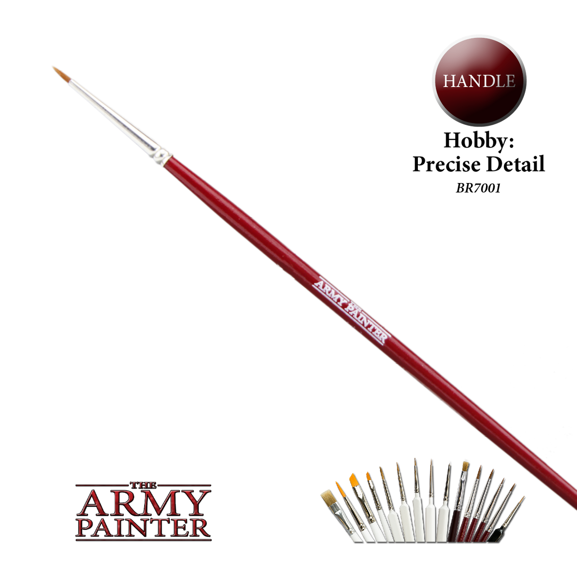 Army Painter Precise Detail Brush