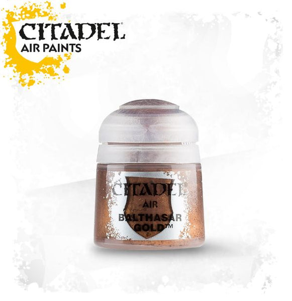 Citadel Air Paint Balthasar Gold