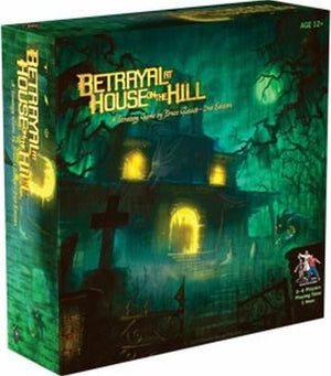 Betrayal at House on the Hill - Second Edition