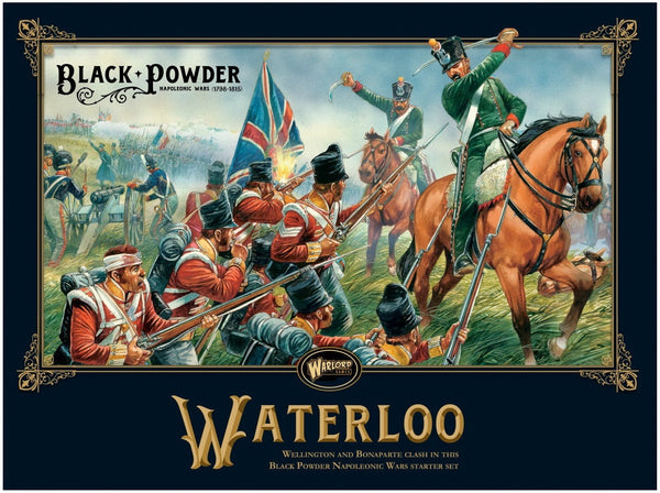 Black Powder 2nd edition Waterloo Starter Set