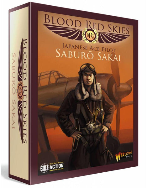 Blood Red Skies Japanese Ace Pilot Saburo Sakai