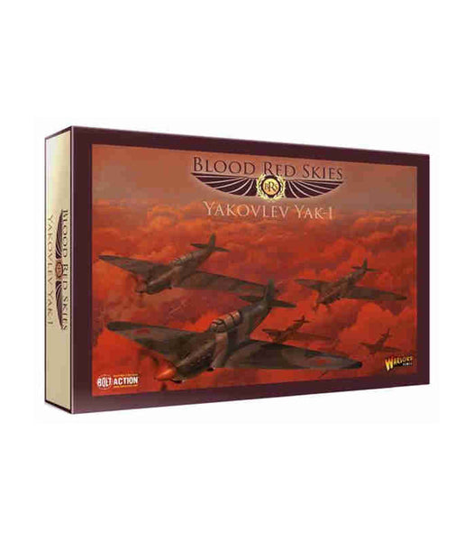 Blood Red Skies Yakovlev Yak-1 Squadron