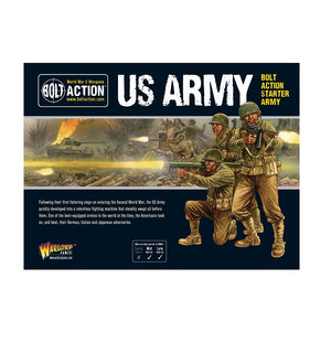 Bolt Action US Army - Starter Army