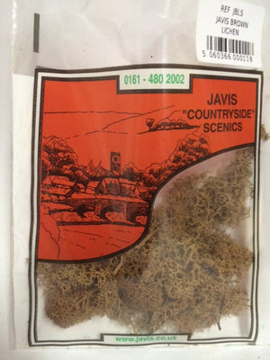 Javis Lichen Brown (JBLS)
