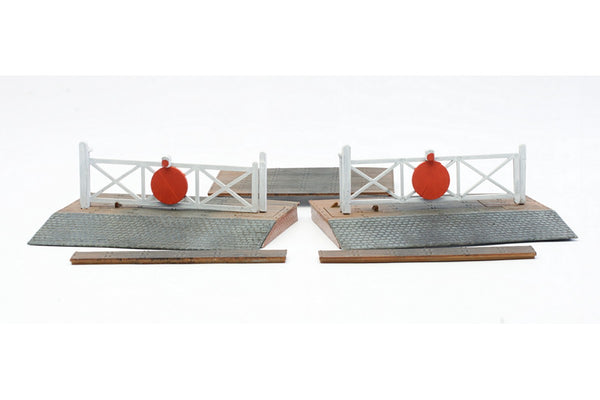 dapol C015 : Level Crossing