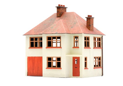 dapol C027 : Detached House