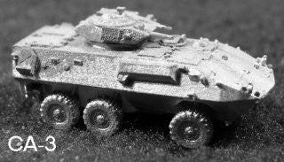 CA-3 - Grizzly APC / COM