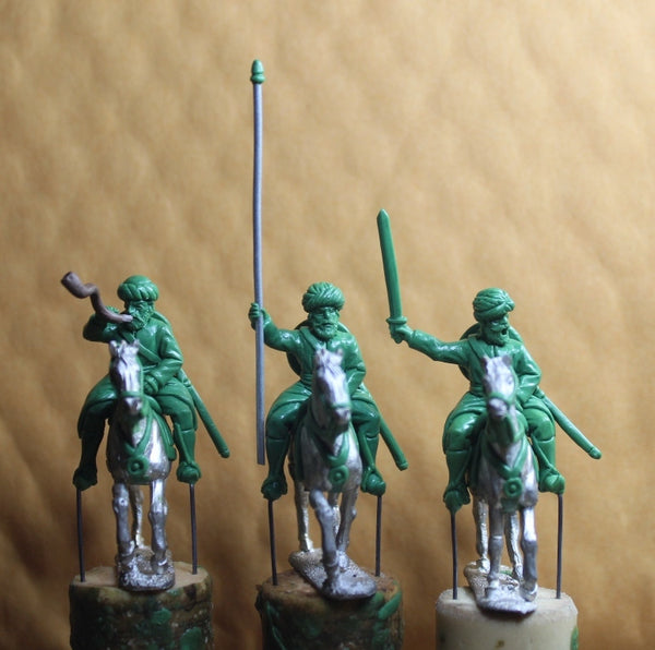 CAV01 Indian Irregular Cavalry/Pindari Command - 3 pack