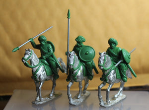 CAV02 Indian Irregular Cavalry/Pindari with Spear - 3 pack