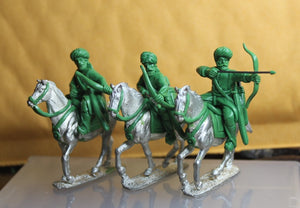 CAV03 Indian Irregular Cavalry/Pindari with Bows - 3 pack