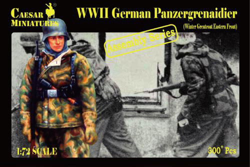 Caesar Miniatures CM7714 German Panzergrenadier (Winter)