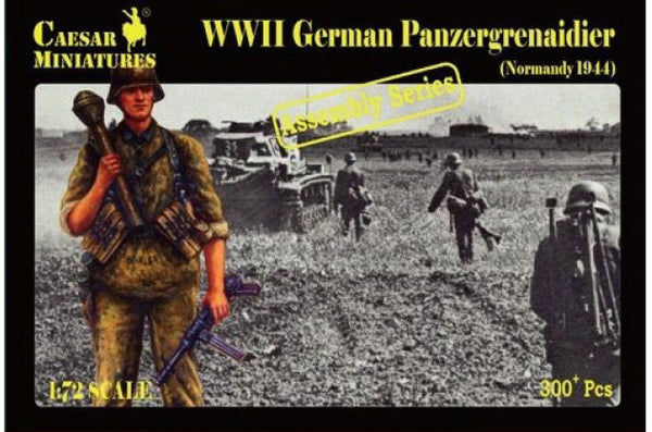 Caesar Miniatures CM7716 German Panzergrenaidier (Normandy 1944)