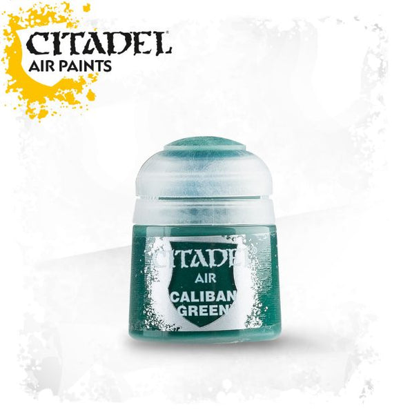 Citadel Air Paint Caliban Green