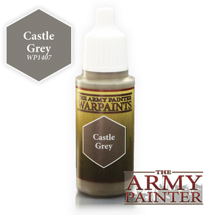Army Painter Acrylic Warpaint - Castle Grey