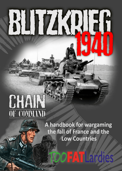 Chain Of Command: Blitzkrieg 1940