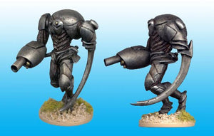 Copplestone Castings - Bio-Mech Alien (Future Wars FW43)