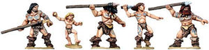 Copplestone Castings - More Cavemen (C14)