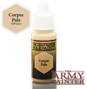 Army Painter Acrylic Warpaint - Corpse Pale