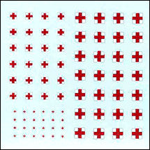 D12 WWII & Modern Ambulance Red Crosses