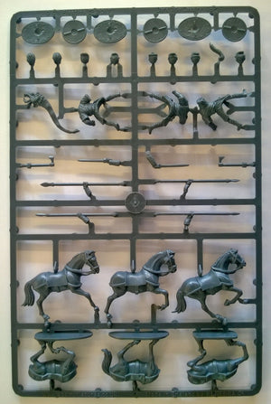 Gripping Beast Dark Age Cavalry Single Sprue