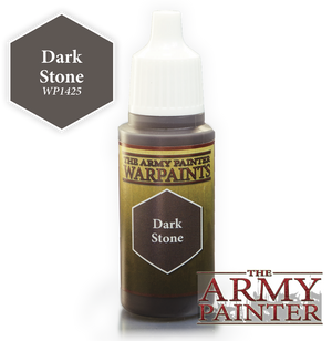 Army Painter Acrylic Warpaint - Dark Stone