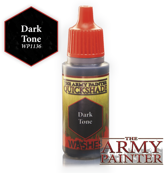 Army Painter Warpaint Wash - Dark Tone
