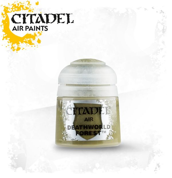 Citadel Air Paint Death World Forest