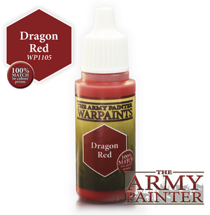 Army Painter Acrylic Warpaint - Dragon Red