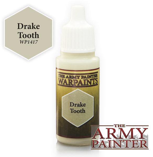 Army Painter Acrylic Warpaint - Drake Tooth