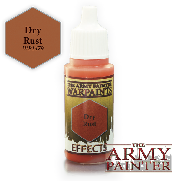 Army Painter Effects Warpaint - Dry Rust