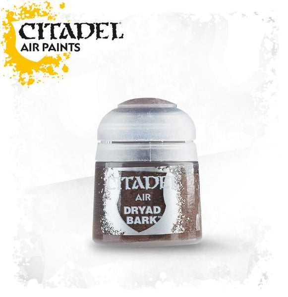 Citadel Air Paint Dryad Bark