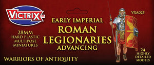 Victrix VXA025 - Early Imperial Roman Legionaries Advancing