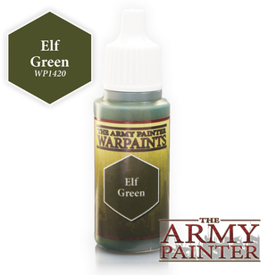 Army Painter Acrylic Warpaint - Elf Green