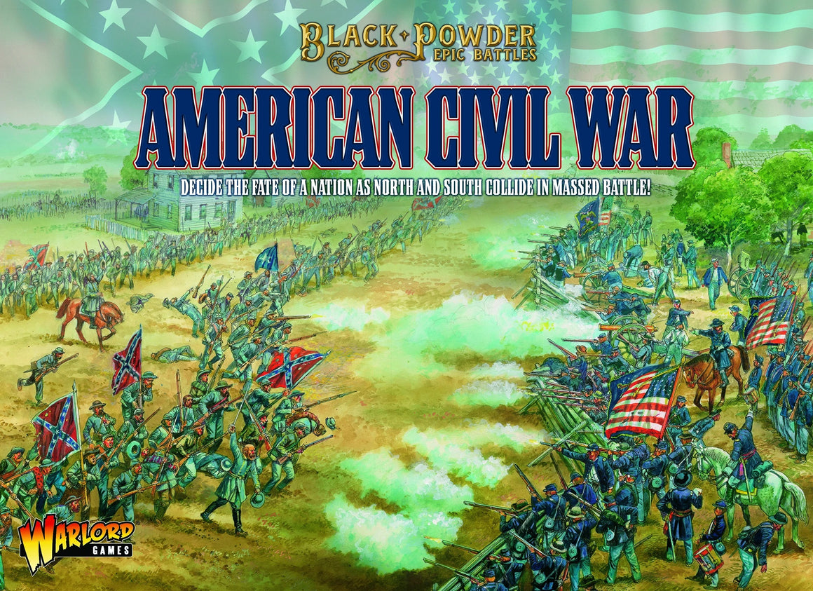 Black Powder Epic Battles: American Civil War