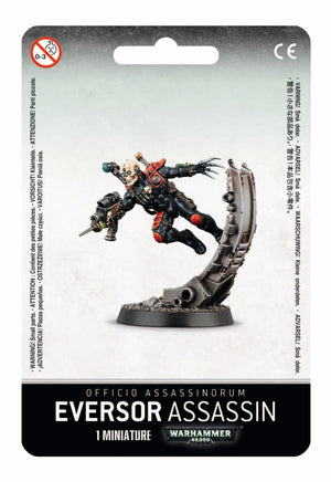 Officio Assassinorum: Eversor Assassin