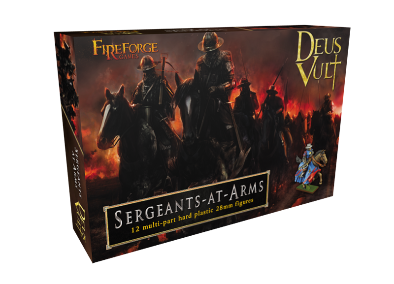 Deus Vult FFG007 Sergeants-At-Arms