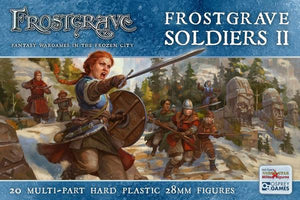 Frostgrave Soldiers II (Female)