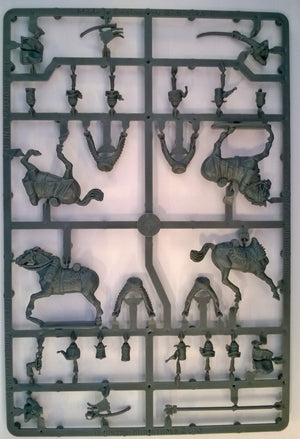 Perry Miniatures French Napoleonic Hussars Command Sprue
