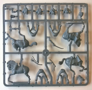 Perry Miniatures Napoleonic French Chasseurs a Cheval Command sprue