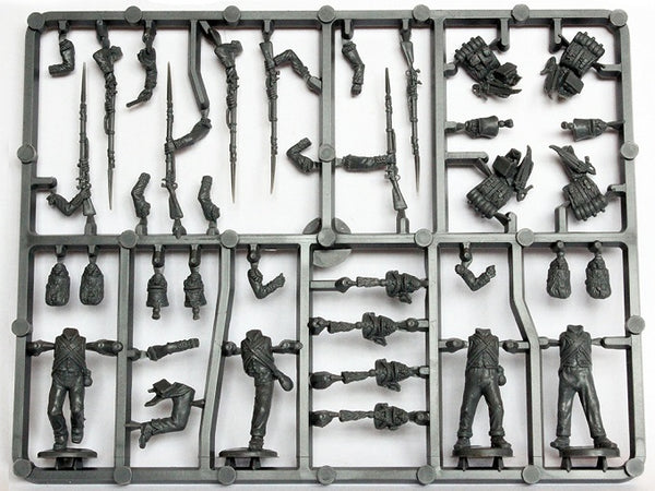 Perry Miniatures Elite Companies French Infantry Sprue 1807-14