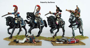 Perry Miniatures Plastic French Napoleonic Heavy Cavalry box set Cuirassiers