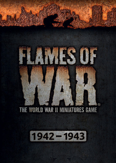 Flames Of War Rulebook: 4th Edition