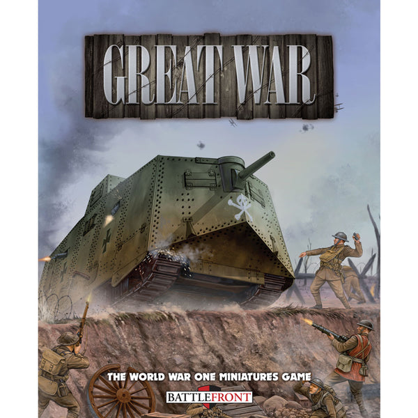 Great War Miniatures Game