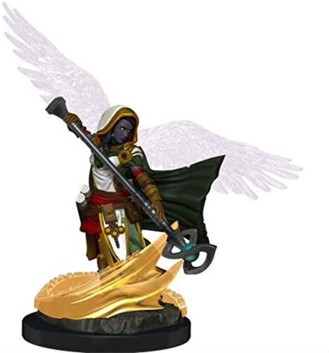 Aasimar Wizard (D&D Icons Of The Realms)
