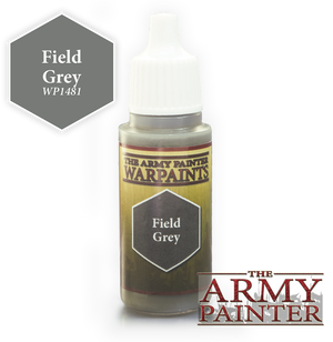 Army Painter Acrylic Warpaint - Field Grey